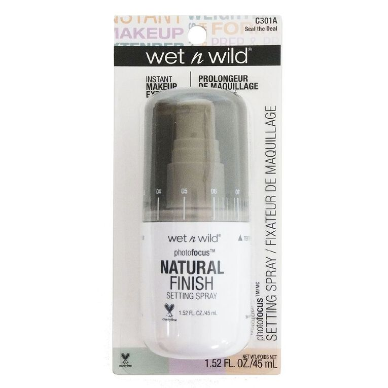 Wet n Wild Photo Focus Setting Spray Seal the Deal, , hi-res