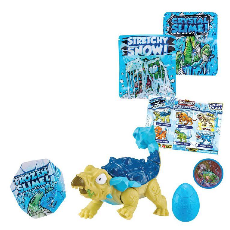 Zuru Smashers Dino Ice Age Series 3 Small Egg Assorted, , hi-res