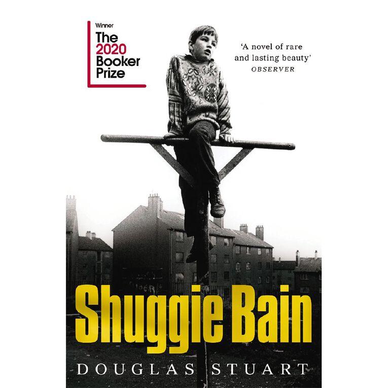 Shuggie Bain by Douglas Stuart, , hi-res