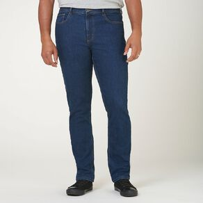 H&H Men's Straight Jeans