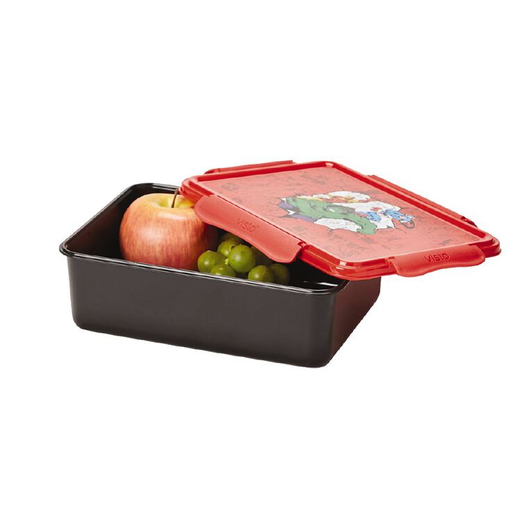 Avengers Visto Fresh Lunch Box Multi-Coloured 2.3L, , hi-res image number null