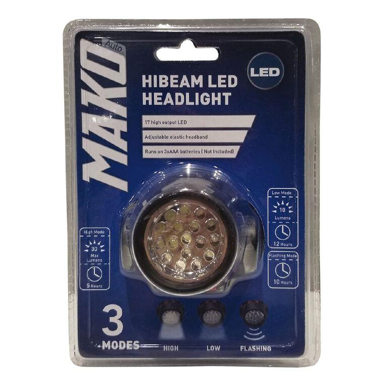 Mako Auto Hibeam LED Headlight, , hi-res image number null