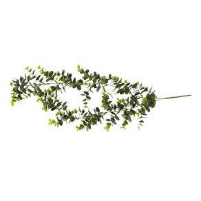 Living & Co Artificial Eucalyptus Bush 74cm Green