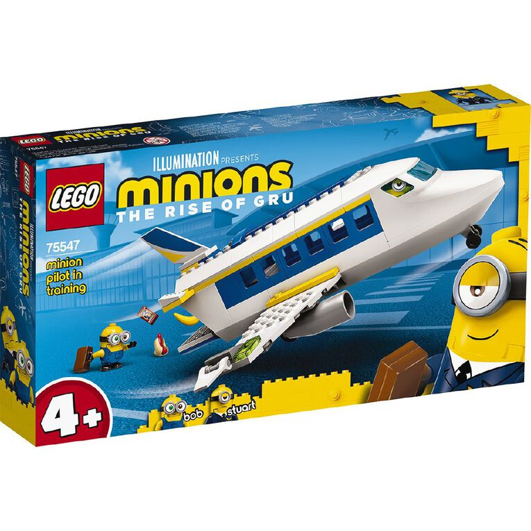 LEGO Minions Pilot In Training 75547, , hi-res