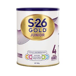 S26 GOLD 4 Junior Can 900g