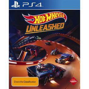 PS4 Hot Wheels: Unleashed