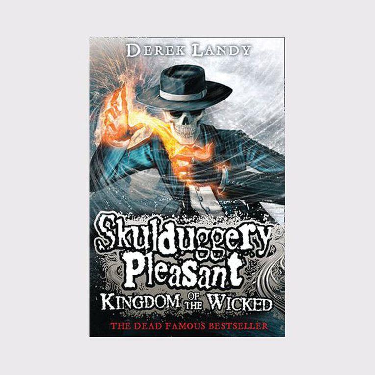 Skulduggery Pleasant #7 Kingdom of the Wicked by Derek Landy, , hi-res