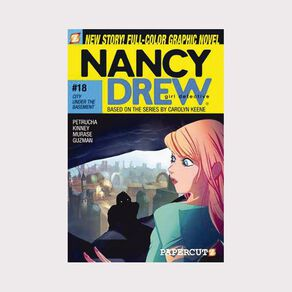 Nancy Drew: City Under the Basement by Stefan Petrucha