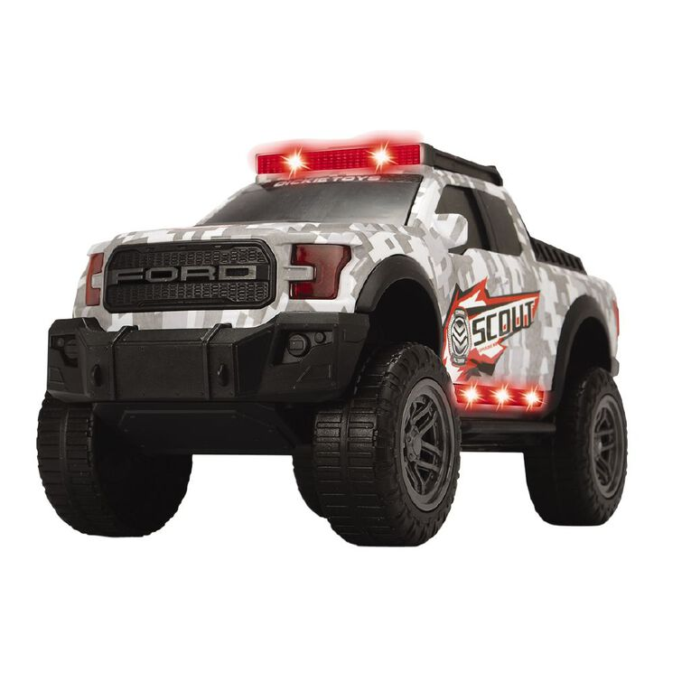 Dickie Ford F150 Raptor Scout, , hi-res