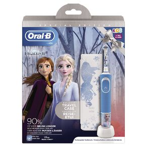 Oral-B Pro100 Kids Powered Toothbrush Assorted