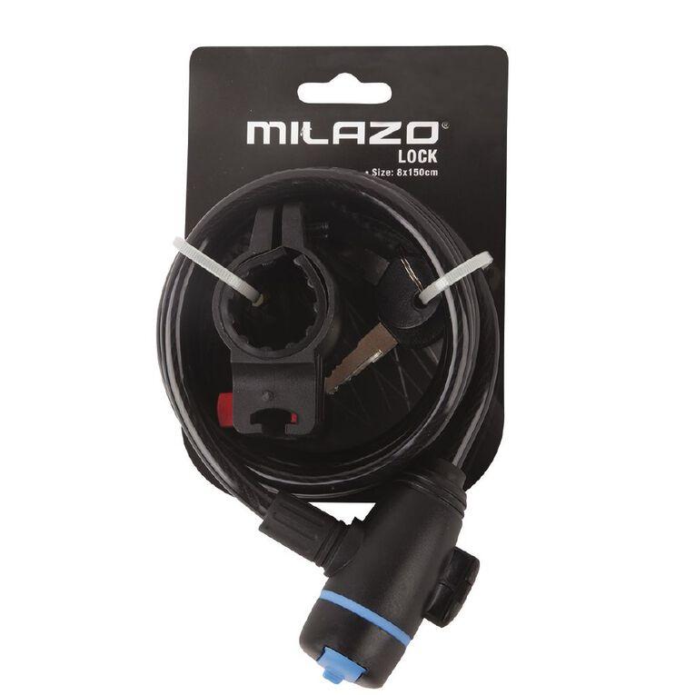 Milazo Bike Lock 150cm 150cm, , hi-res