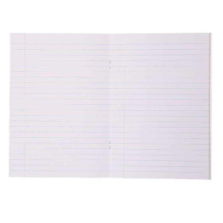 Marvel Kids Marvel Comics Exercise Notebook Black A5, , hi-res