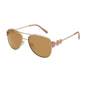 H&H Essentials Daisy Aviator Sunglasses
