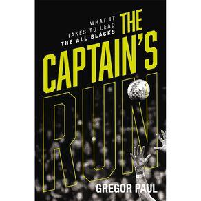The Captain's Run by Gregor Paul