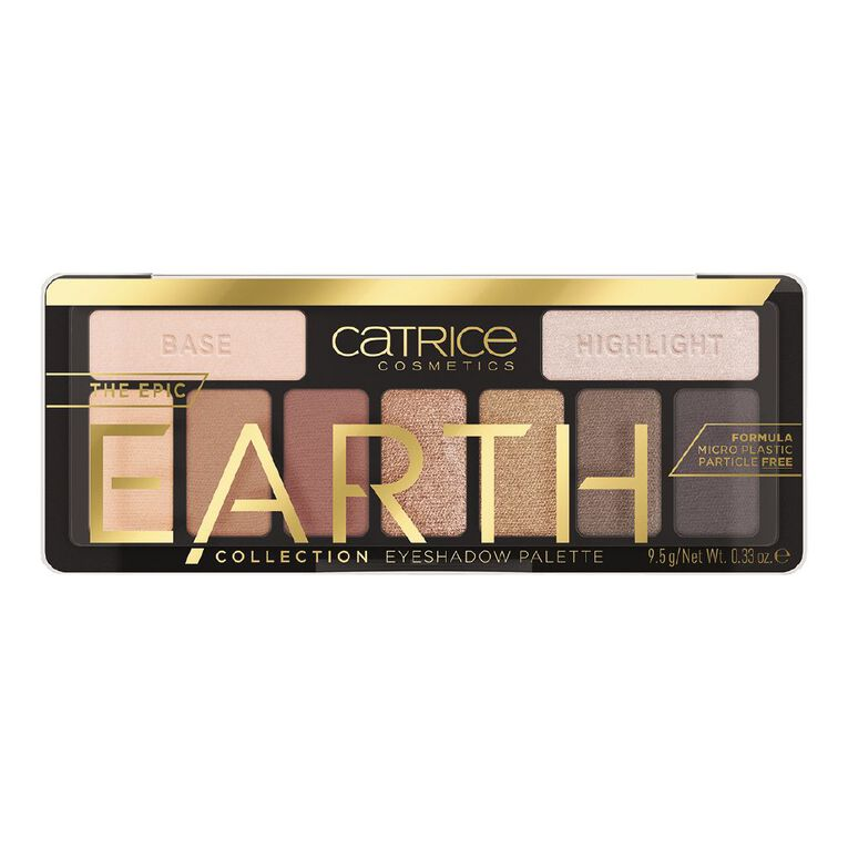 Catrice The Epic Earth Collection Eyeshadow Palette 010, , hi-res