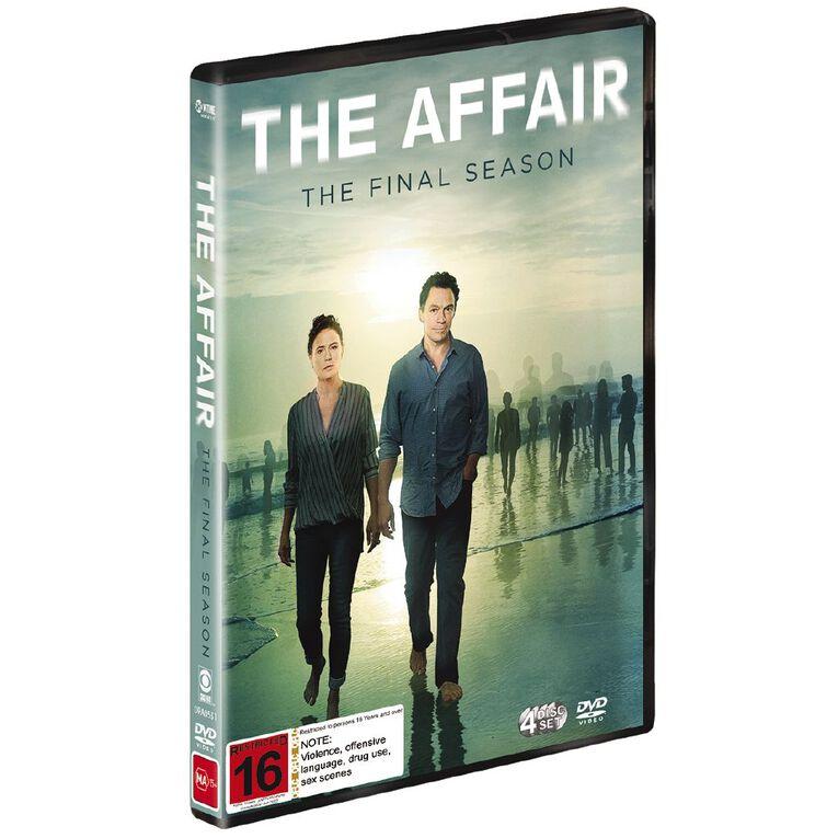The Affair Season 5 DVD 4Disc, , hi-res