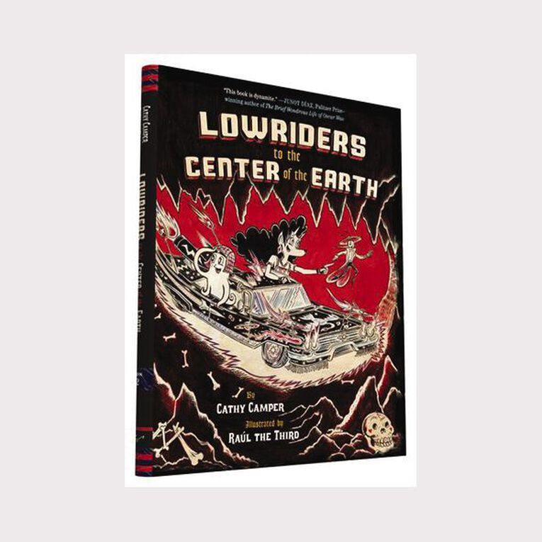 Lowriders #2 To the Center of the Earth by Cathy Camper, , hi-res