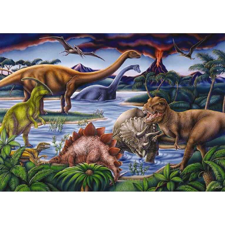 Ravensburger Dinosaur Playground Puzzle 35 Piece, , hi-res