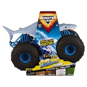 Monster Jam Remote Controlled Megalodon Storm Thrasher