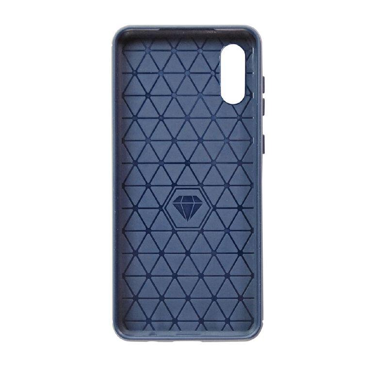 Samsung A02 Phone Case Blue, , hi-res
