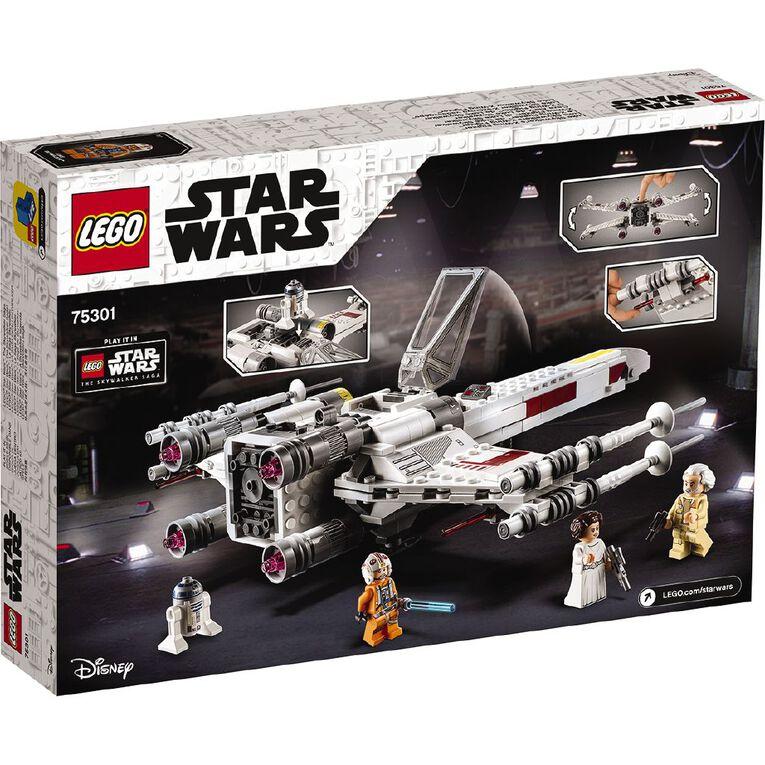 LEGO Star Wars Luke Skywalker's X-Wing Fighter 75301, , hi-res