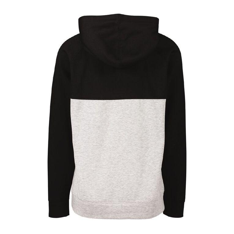 Active Intent Men's Bold Print Supporter Sweatshirt, Grey Mid, hi-res