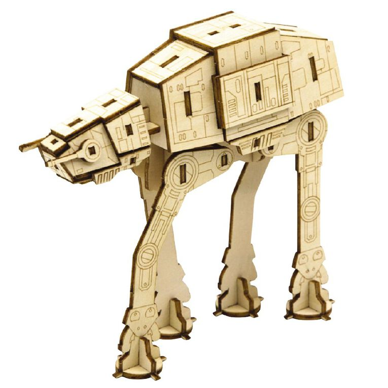 Star Wars Incredibuilds Rogue One AC-ACT 3D Wooden Model, , hi-res