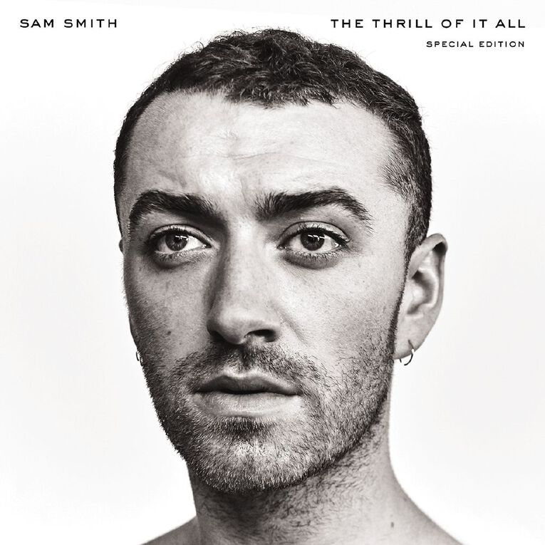 The Thrill Of It All CD by Sam Smith 1Disc, , hi-res