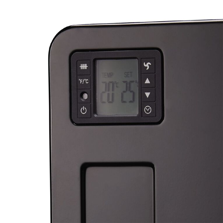 Kensington Digital Convector Heater 2300W with Fan and Remote, , hi-res