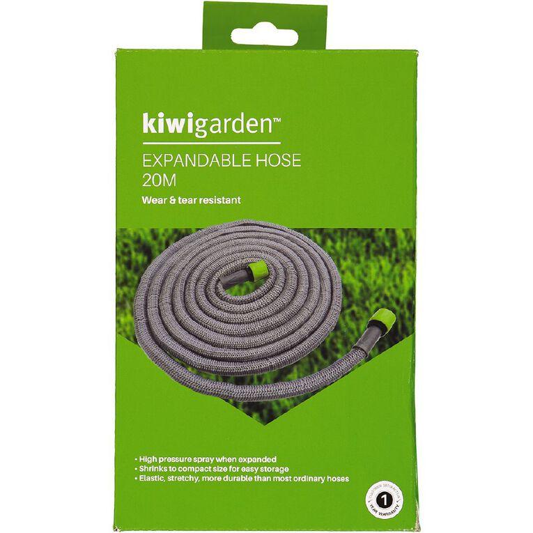 Kiwi Garden Expandable Hose 20m, , hi-res