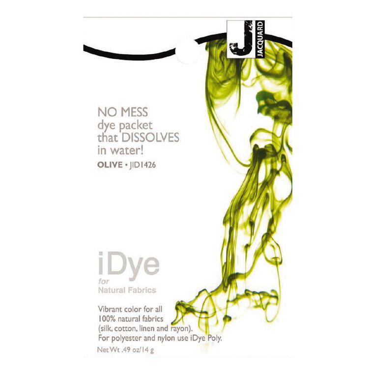Jacquard iDye 14g Olive, , hi-res