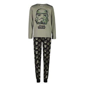 Star Wars Boys' Knit Pyjama