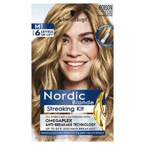 Schwarzkopf Nordic Blonde M1 Streaking Kit