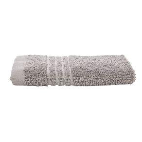 Living & Co Manhattan Face Towel Alloy 30cm x 30cm