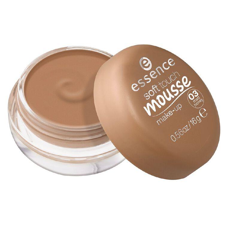 Essence Soft Touch Mousse Make-up 03, , hi-res