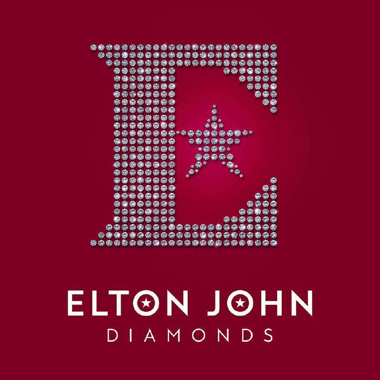 Diamonds DLX CD by Elton John 3Disc, , hi-res