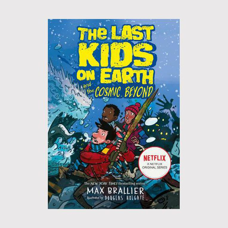 The Last Kids On Earth #4 The Cosmic Beyond by Max Brallier, , hi-res