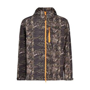 Back Country Soft Shell Hooded Jacket