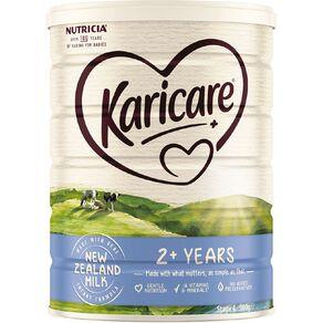 Karicare Standard Toddler 4 Growing Up Care Milk Drink 900g