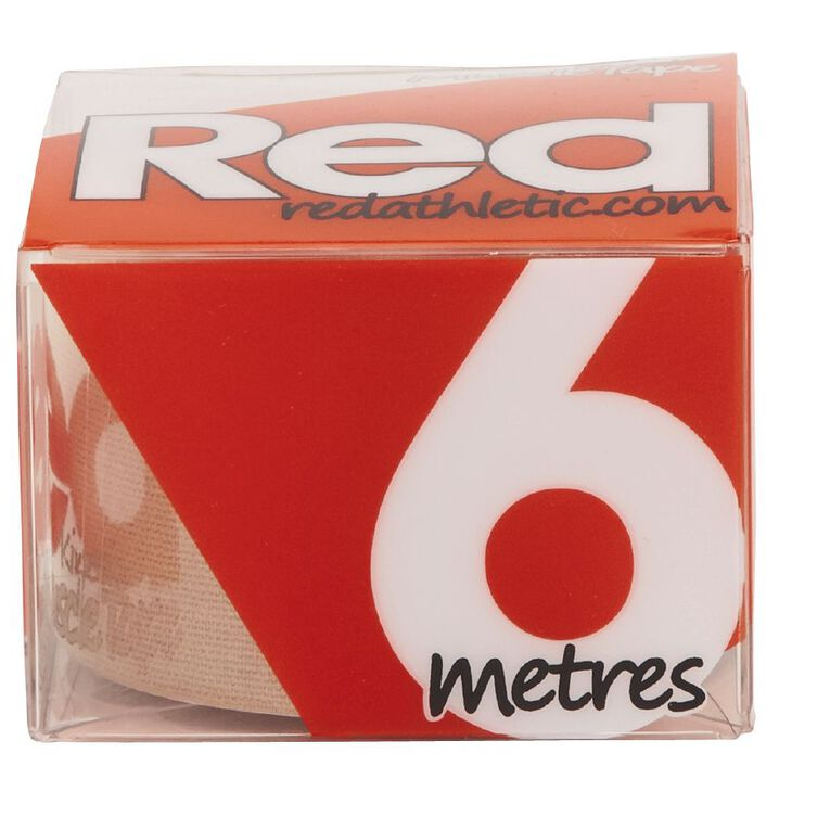 Red Kinesiology Muscle Tape Assorted, , hi-res