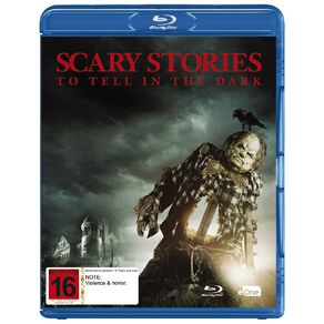 Scary Stories To Tell In The Dark Blu-ray 1Disc
