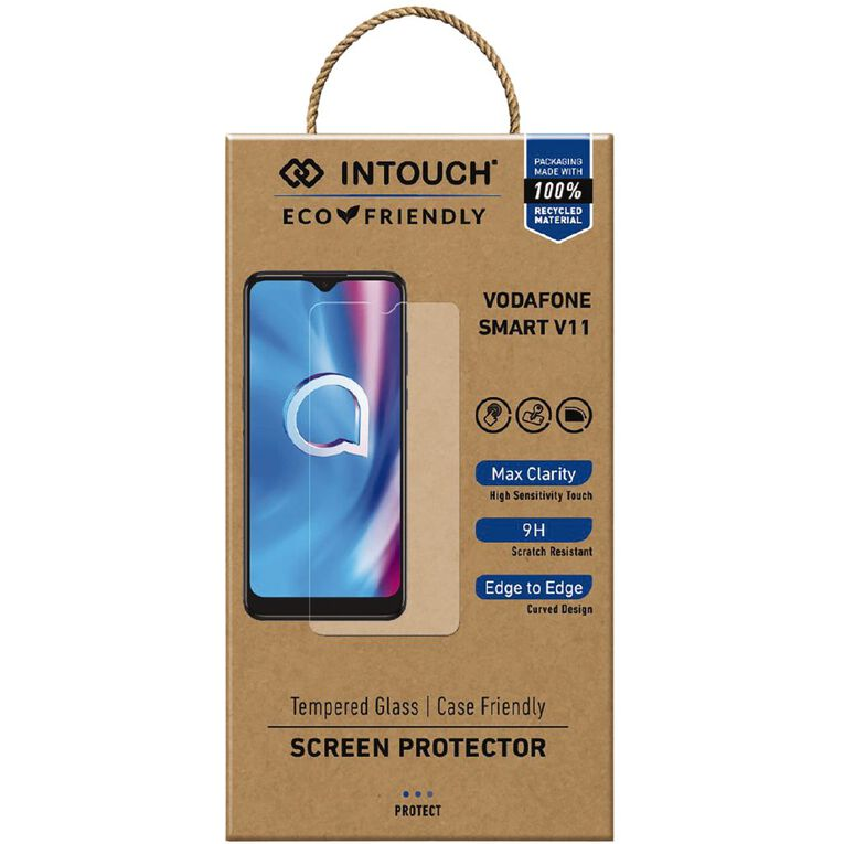 INTOUCH Smart V11 Glass Screen Protector Clear, , hi-res
