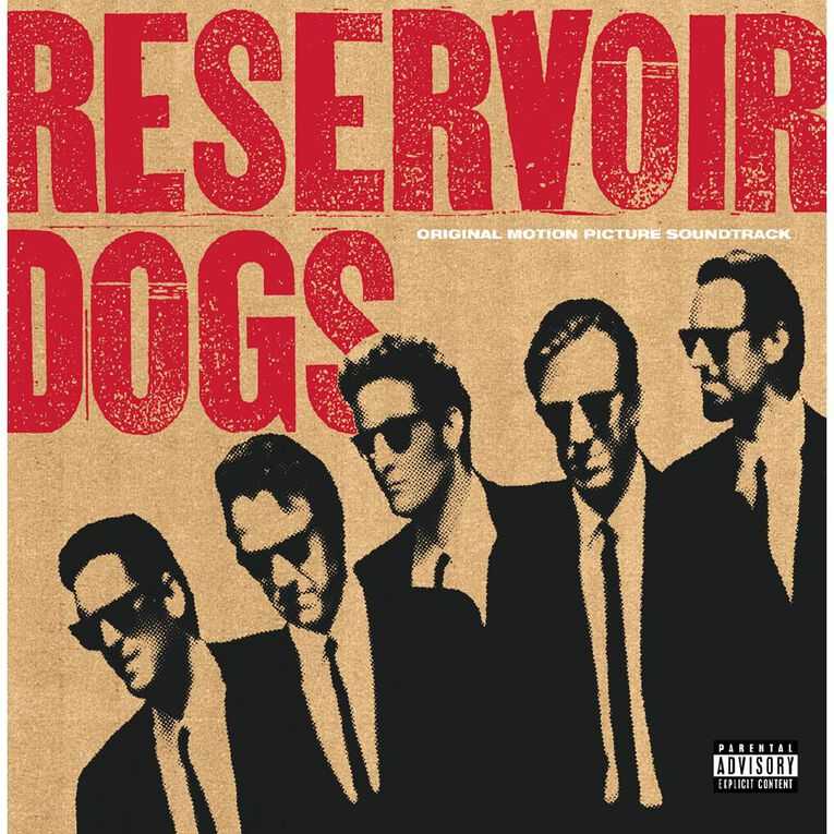 Reservoir Dogs Vinyl by Various Artists 1Record, , hi-res