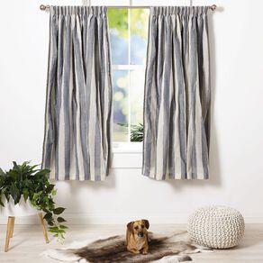 Living & Co East Hampton Curtains Blue