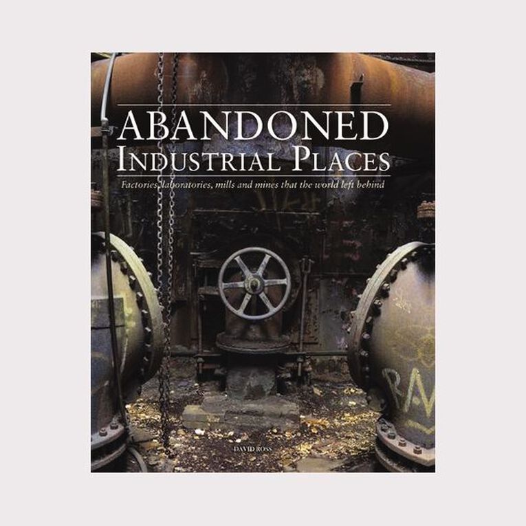 Abandoned Industrial Places, , hi-res