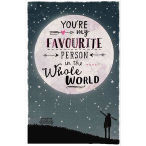 John Sands Val Day Card Someone Special Someone Special World