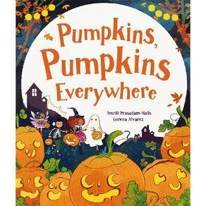 Pumpkins Pumpkins Everywhere N/A