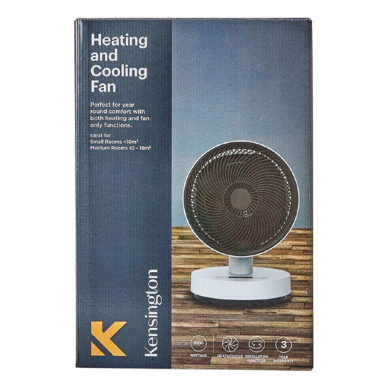 Kensington Ceramic Heating/Cooling Fan, , hi-res