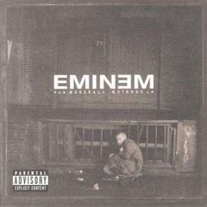 The Marshall Mathers Lp CD by Eminem 1Disc