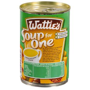 Wattie's Soup For One Creamy Pumpkin 300g